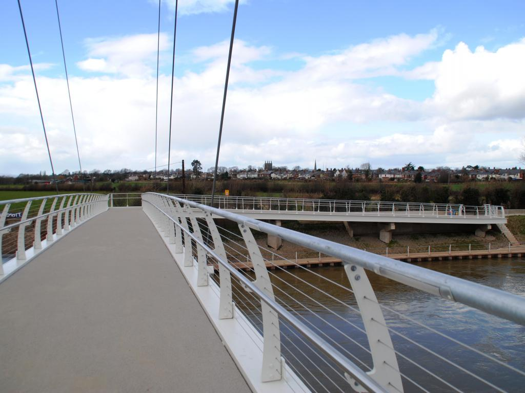 hereford footbridge 3