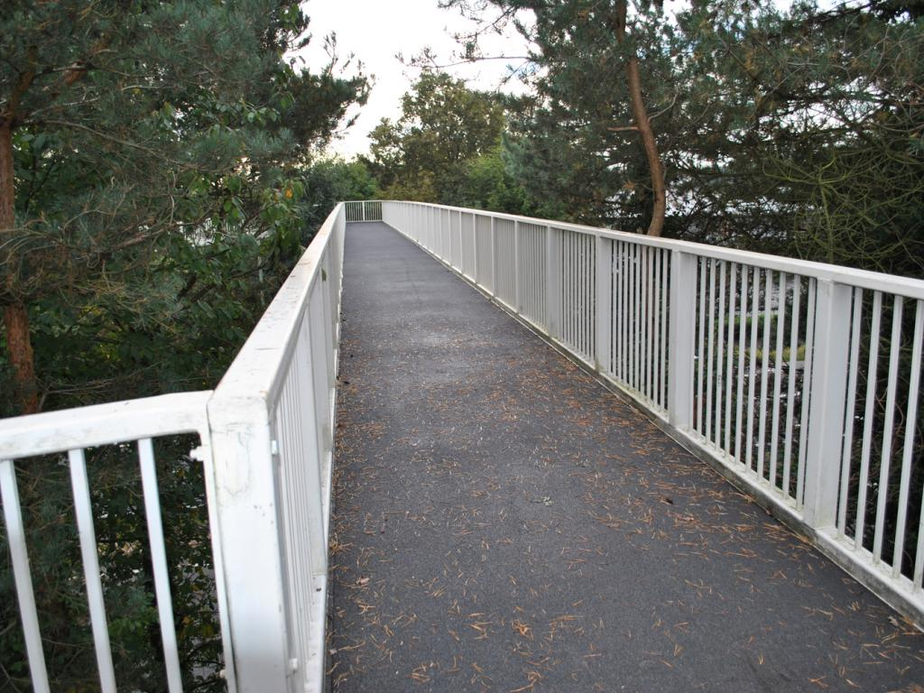 Whitehorn Footbridge 4