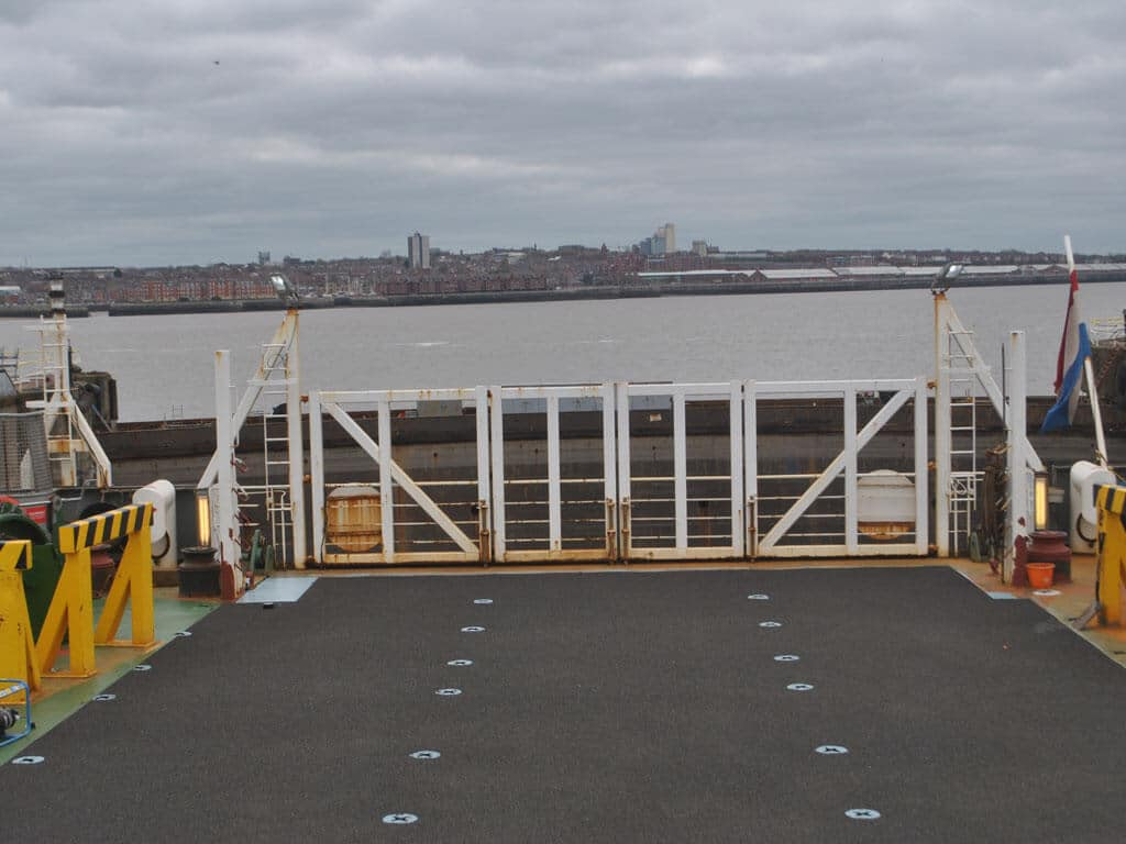 Norbank, P&O Ferries 10