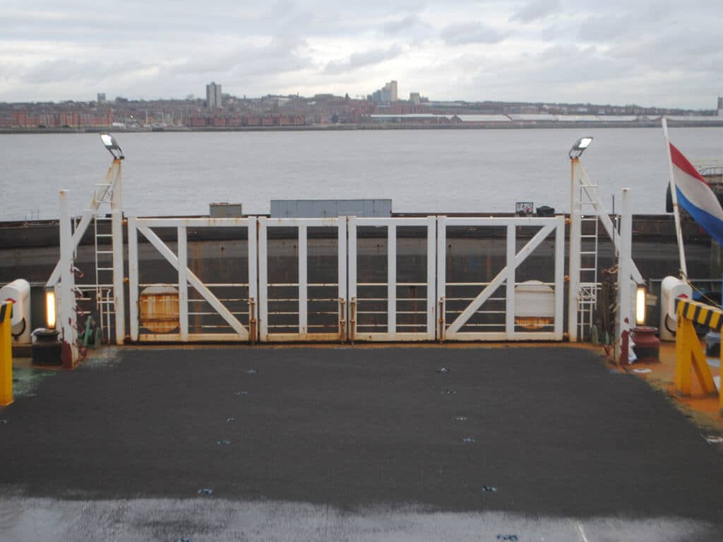 Norbank, P&O Ferries 7