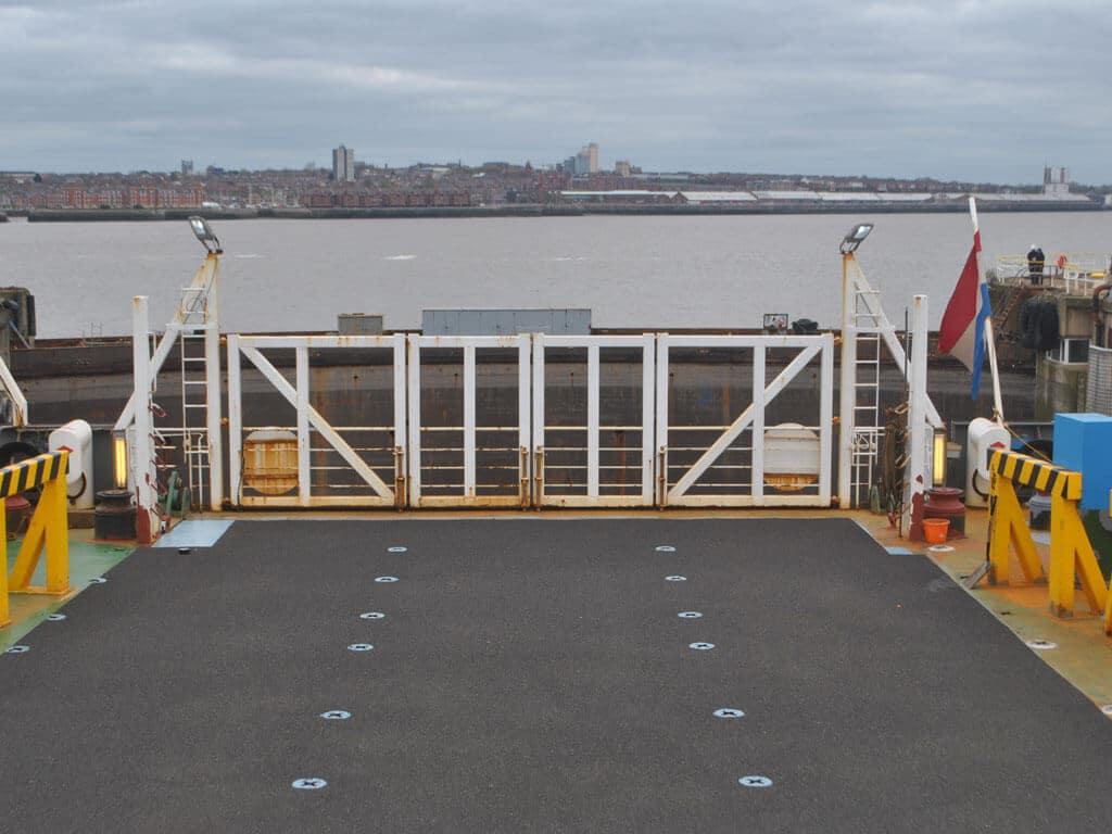 Norbank, P&O Ferries 9